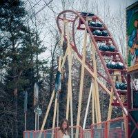 Девочка в парке :: Мария Сидорова