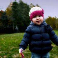 Кусочек солнышка среди осенней серости) :: Мари Воронина (Турик)