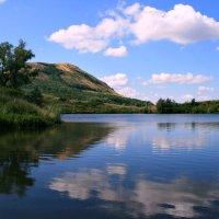 Озеро Тугар-Салган :: Евгений Юрков