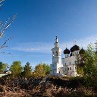 Церковь Николы во владычной слободе :: Анатолий Тимофеев