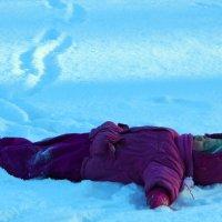 мороз и солнце :: евгений Смоленцев
