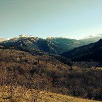 Очень красивое место. Начало реки Закан. :: Yarik Minakin