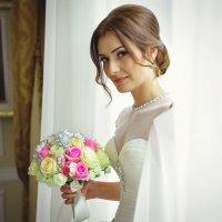 невеста и букет... :: Батик Табуев