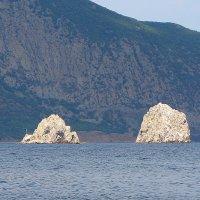 Адалары - скалы близнецы в Гурзуфе :: ViP_ Photographer