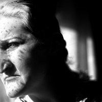 Старость не радость :: Анастасия Романова