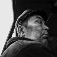 мужик пассажир :: Андрей Ретанов