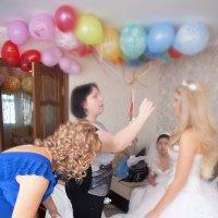 сборы невесты Евгении :: эльмира ларькина