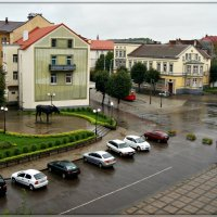 Центральная площадь Советска. :: Natalisa Sokolets