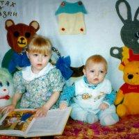 маленькая я :: Ксения Терещук