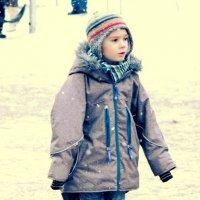 Winter, kid, snow :: Светлана Колчина