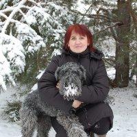 Зимняя прогулка. :: Марина Николаева