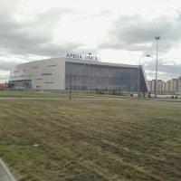 Арена Омск :: Юрий Чулкин