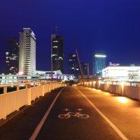 Торговый и деловой центр г.Вильнюс :: Yury Novikov