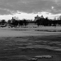 Вечернее... :: Евгений Никифоров