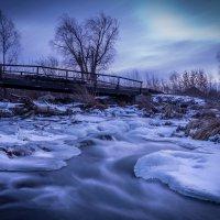 Сумеречная река :: Денис Соломахин