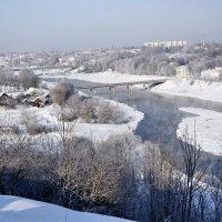 Зима :: Марина Лучанская