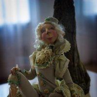 Куклы так похожи на людей :: G Nagaeva