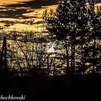 утренний пейзаж :: Dmitri_Krzhechkovski Кржечковски
