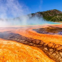 Grand Prismatic Spring :: Lucky Photographer