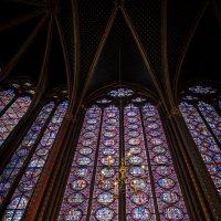 Париж - церковь Сен-Шапель :: Александр Беляков