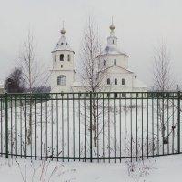Зима в Верее :: Алексей Соминский