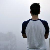 misty evening :: Алексей Лебедев