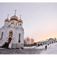 Морозное утро :: Ирина Фёдорова