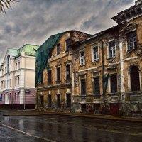 ...город контрастов... :: Сергей Андрейчук