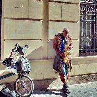 Чисто испанец...(Где то в Севилье)... :: Александр Вивчарик