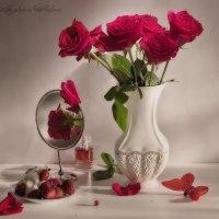 С розами :: Светлана Л.