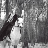 """фото-сказка """"Ведьмачка"""" :: Eugeni Lis"""
