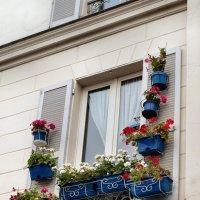 Парижские окна # 3 :: Михаил Малец