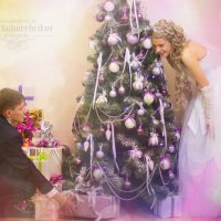 Подарки на новый год :: Павел Сухоребриков