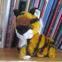Потрёпанный тигрёнок :: Никита Дмитриев