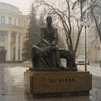 Памятник И.Бунину в Воронеже :: Лариса