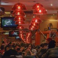 В кафе :: Вячеслав Овчинников