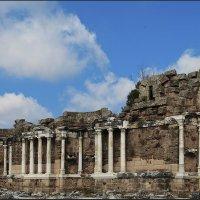 Раскопки древнего города. г.Сиде  Турция :: Александр Смольников