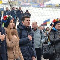Лица ЕвроМайдана :: Eva Polozi