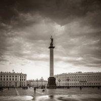 Александровская колонна :: Григорий Храмов