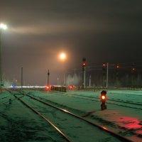 Где-то на белом свете, там где всегда мороз.... :: Алексей Некрасов