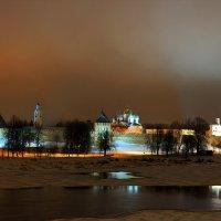 Вечерний кремль, Великий Новгород :: Евгений Никифоров
