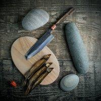 Этюд с ножом и рыбой. :: Александр Сергеев