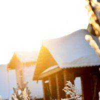 Мороз и солнце.... :: Katya Nike