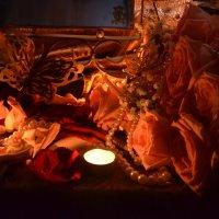 при свечах :: Наталья Маркелова
