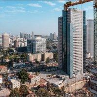 Тель Авив тянется вверх :: Lmark