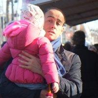 отец и дочь :: Татьяна Кудинова