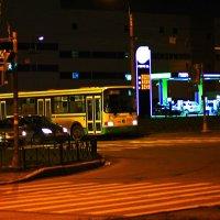 Последний автобус. :: Александр Лейкум