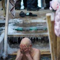 купание на Крещение :: Сергей Федин