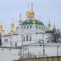 Трапензый храм Киево-Печерской Лавры :: Николай Витрук