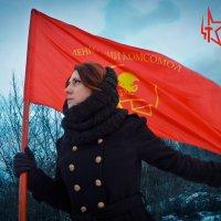Революция :: Мстислава Гамаюнова